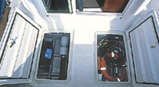 Starfisher ST-780 Storage