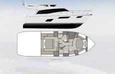 Ferretti 450 project