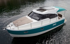 Rodman Spirit 31 Hard Top