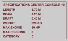 Center Console 19