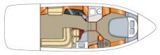 Sealine F34 Layout