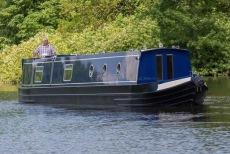 Tingdene Narrow boat