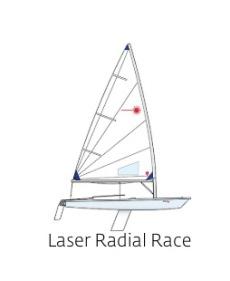 Laser Radial Race