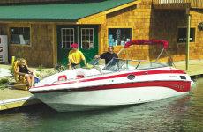 Crownline Bowrider 270 BR