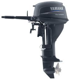 Yamaha F15hp