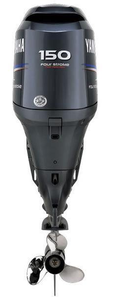 Yamaha F150hp Four Stroke