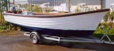 FM 21 Open Work Boat