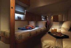 Predator 72 Starboard Guest Cabin