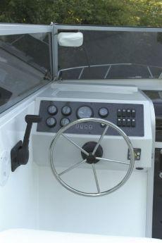 Sheerline 820 Aft Cockpit Helm