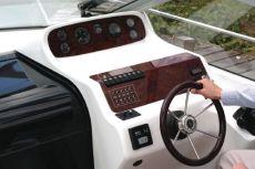 Sheerline 900 Aft Cockpit Helm