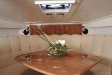 Sheerline 900 Aft Cockpit Saloon