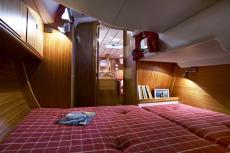 Najad 332 Cabin