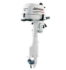 Johnson 4 HP