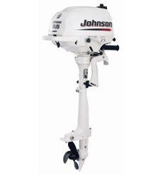 Johnson 2.5 HP