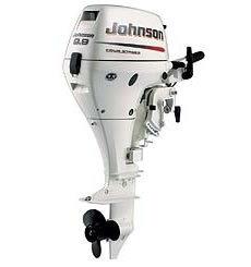 Johnson 9.9 HP