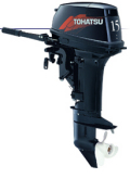 Tohatsu Two Stroke Series M15