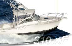 Albemarle 310 Express Fisherman