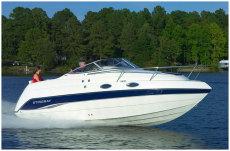 Stingray Cuddy/Cruiser 240 CS