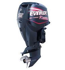Evinrude E-TEC 200 H.O. V6