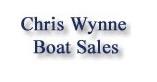 Chris Wynne Boat Sales