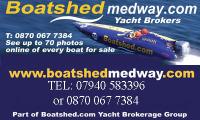 Boatshed Medway